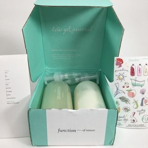 Function of Beauty Shampoo and Conditioner Set